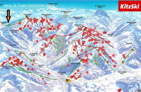 skigebied KitzSki