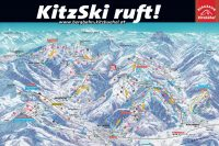 170km Piste Kitzbuheler Alpen